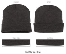 "Oval Plate ""You Design"" - Beanie"