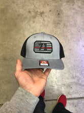 "Thin Red Line Passport ""You Design"" on Snapback Baseball Cap"