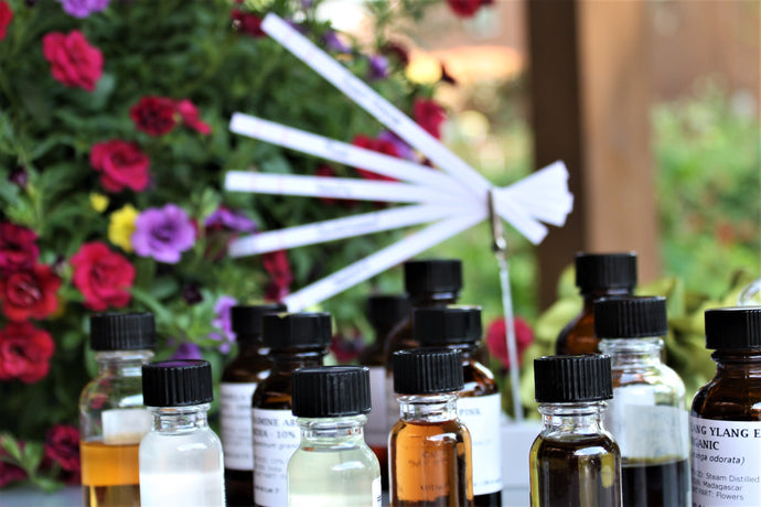 Fragrance Parties | Create Your Own - Contact Us