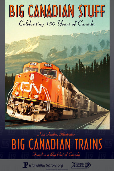 Why buy Canadian Posters?