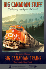 Big Canadian Trains