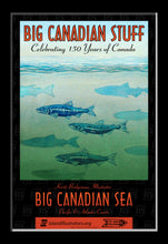 Big Canadian Sea