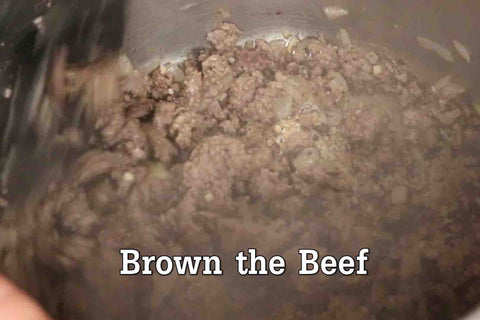 Brown the Beef