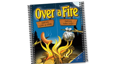 Over A Fire- With a Stick & Hobo Style - Item 2906