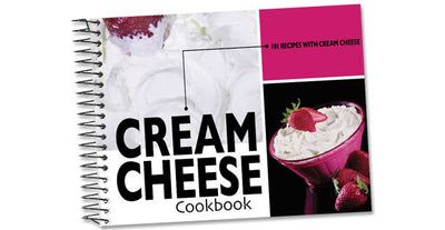 101 Recipes With Cream Cheese front cover