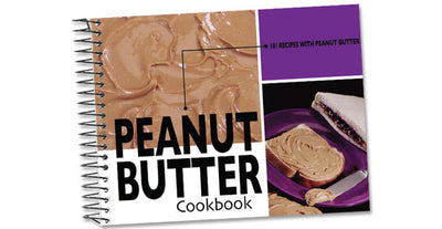 101 Recipes With Peanut Butter front cover