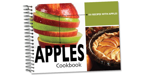 101 Recipes With Apples front cover