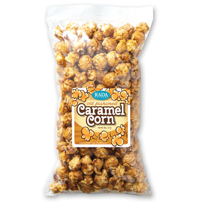 Old-Fashioned Caramel Corn