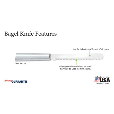 Bagel Knife