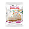 Rada Quick Mix Celebrations Birthday Cake Cheesecake package.