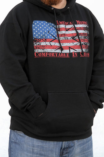 Comfortable In Chaos Hoodie