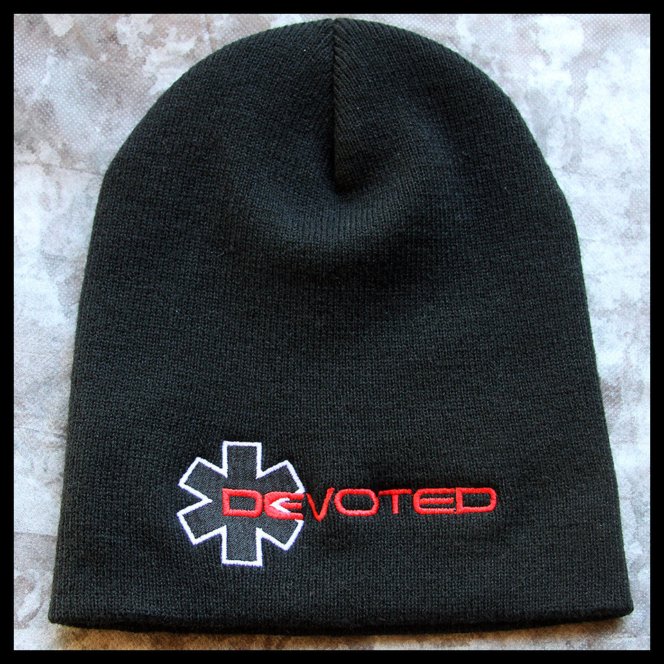Devoted Knit Cap - Black