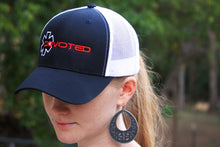 Devoted Snapback - Black/White
