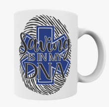 Saving is in My DNA Mug