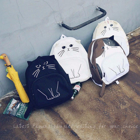 Cat-Sack Backpack