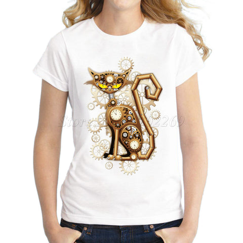 Like Clockwork Steampunk Tee
