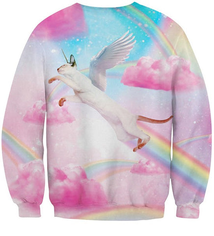 Super Magical Pegicat Sweater