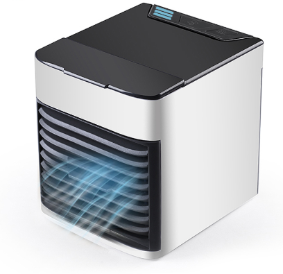 USB Mini airco - Portable mini air conditioner - LED airco - Airco met water reservoir