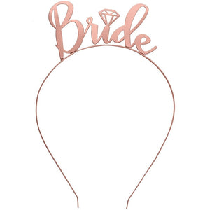 Bride to be sjerp en tiara - Bride to be Set - Decoratie - Verloving cadeaus - Bride to Be Bruiloft en trouwerij kleding