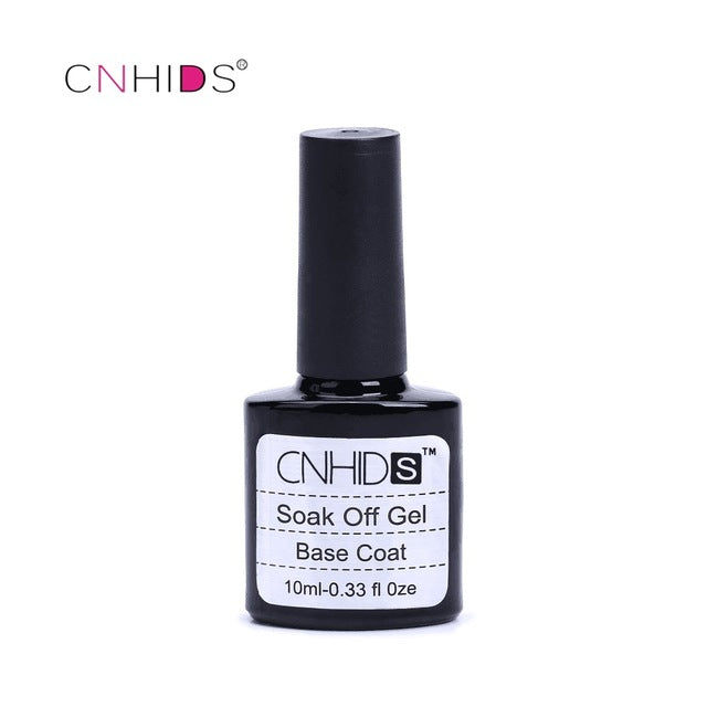 Nagellak - Coating - Gel - Soak off gel - 10ml - Top Base coating