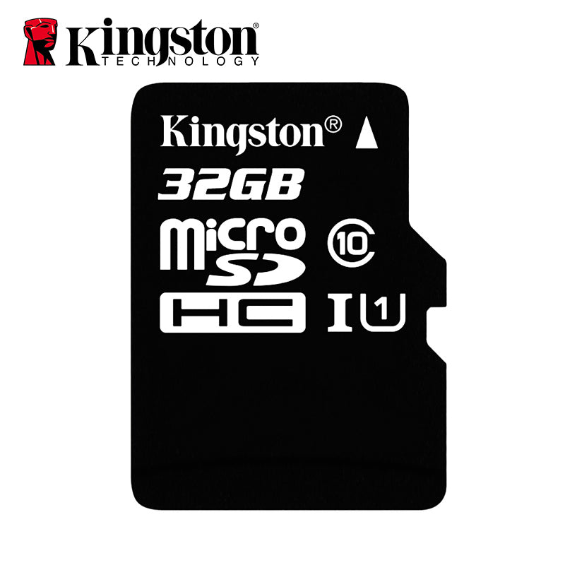 Kingston SD kaart - Van 8GB tot en met 128GB - SD Card - MicroSD