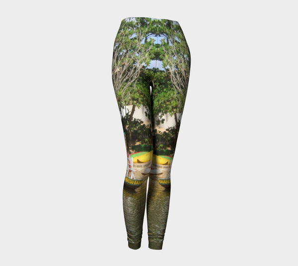 Arembepe - Bahia Beach Leggings