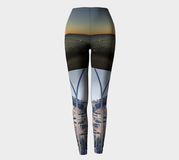 Yoga Leggings - Boipeba Collection
