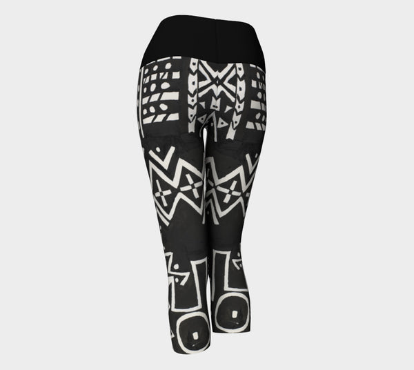 Yoga Capri - Africana Collection
