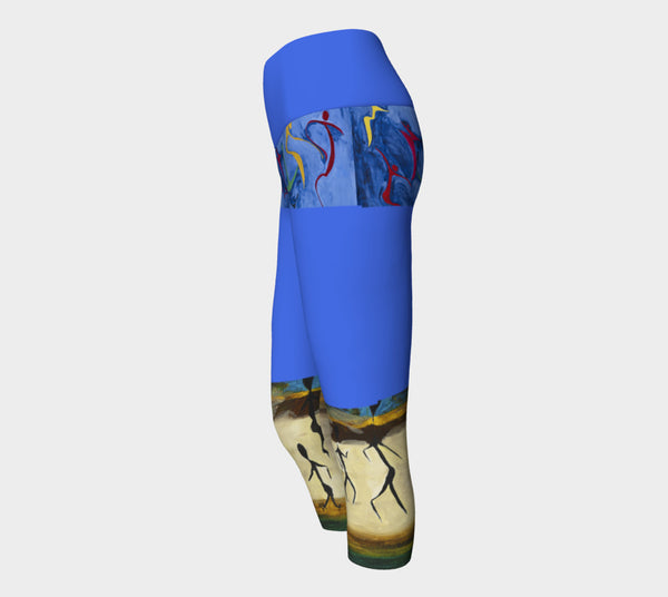 Yoga Capris - The Lapa Collection