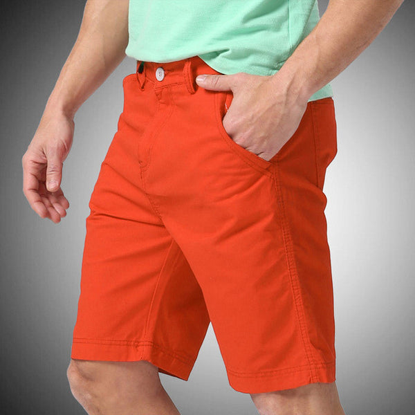 Men Sport Casual Cotton Shorts