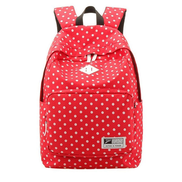 Lightweight Casual Rucksack  Unisex Backpack