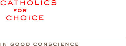 Catholics for Choice logo