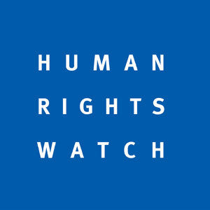 Human Rights Watch Inc logo