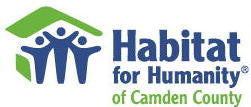 Habitat For Humanity Of Camden County logo