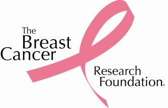The Breast Cancer Research Foundation logo