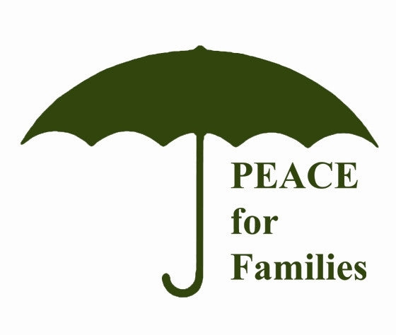PEACE for Families logo