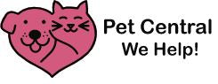 Pet Central Helps! logo
