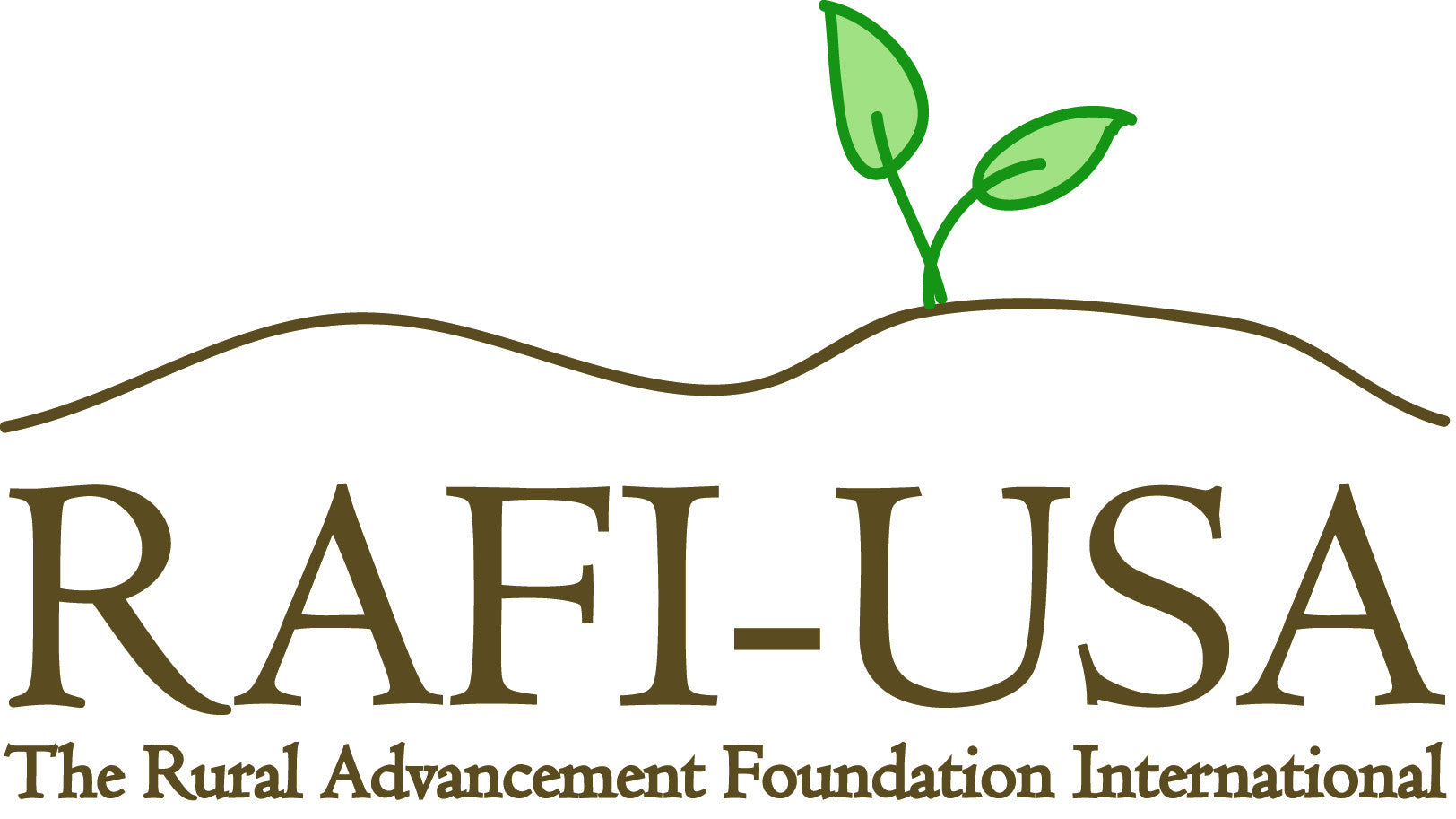 Rural Advancement Foundation International-USA logo