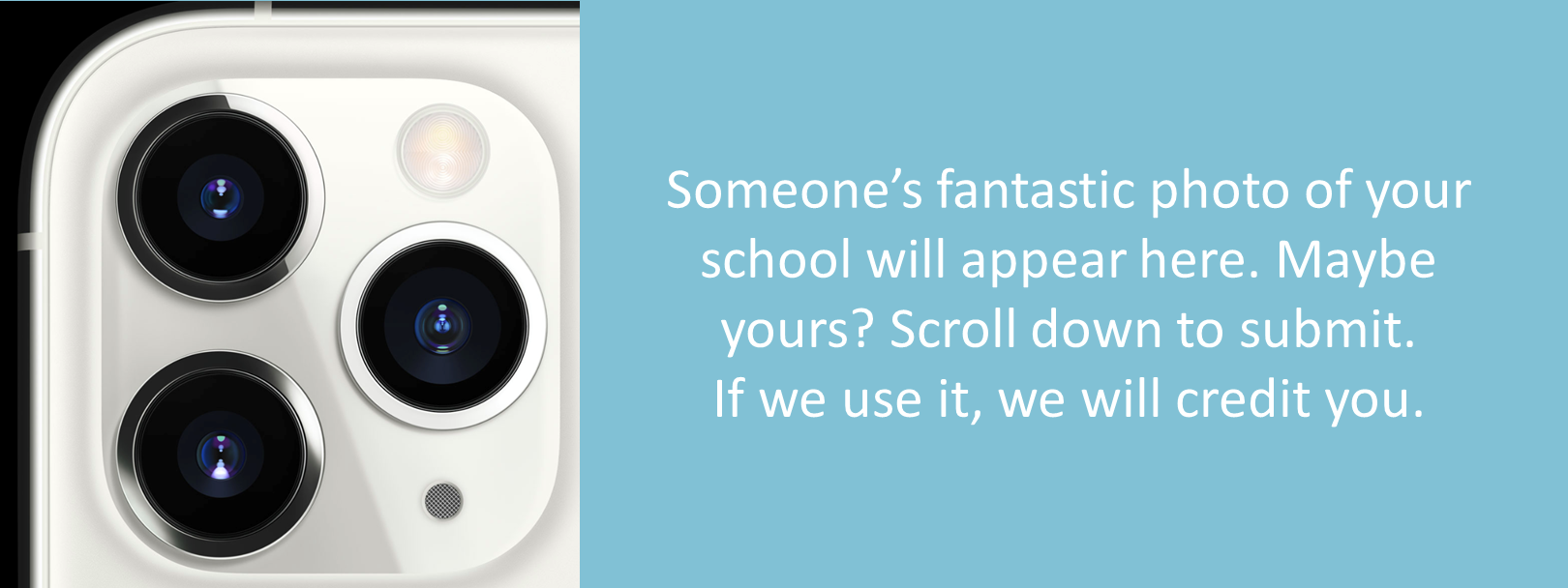 Decatur High School banner