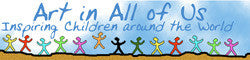 Art in All of Us logo