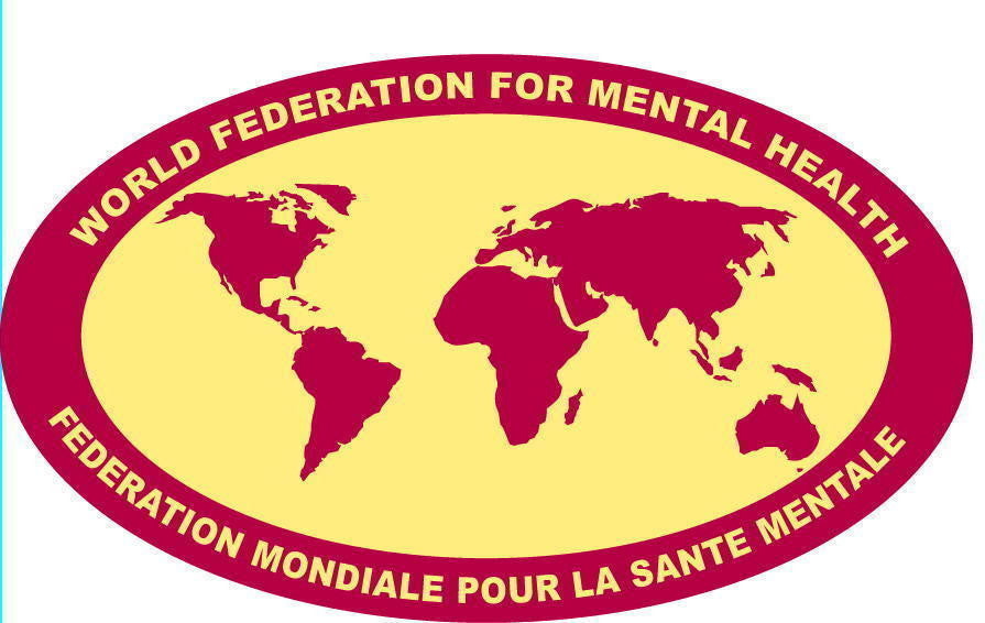 World Federation for Mental Health logo