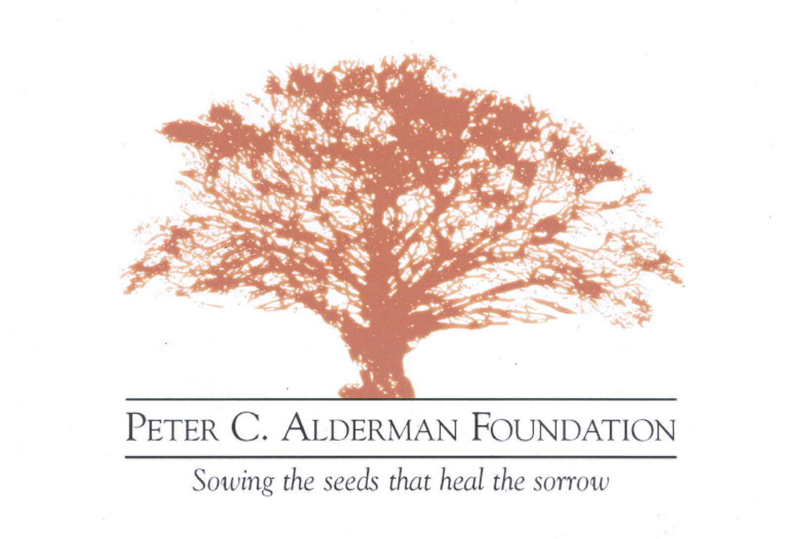 Peter C. Alderman Foundation logo