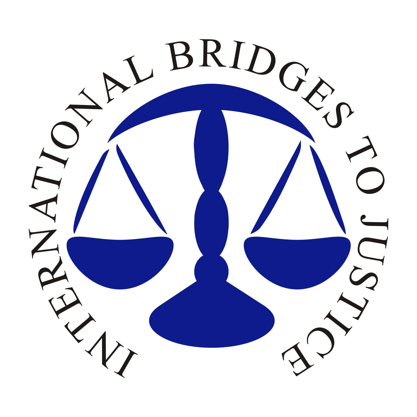 International Bridges to Justice logo