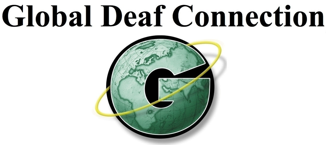 Global Deaf Connection logo