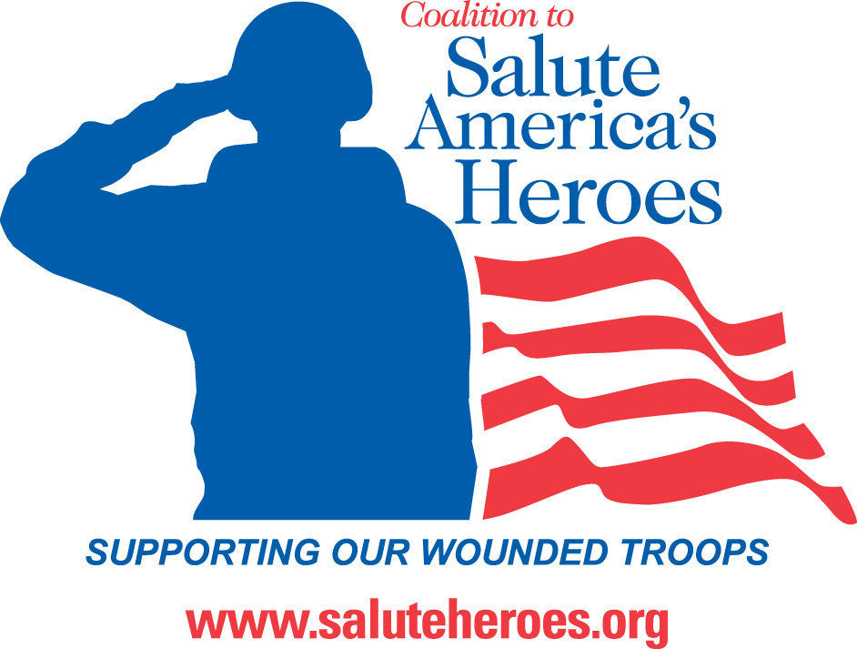 Coalition to Salute America's Heroes logo