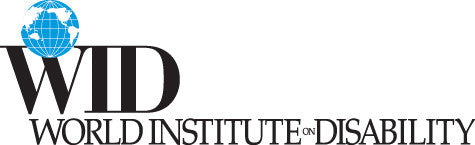 World Institute on Disability logo