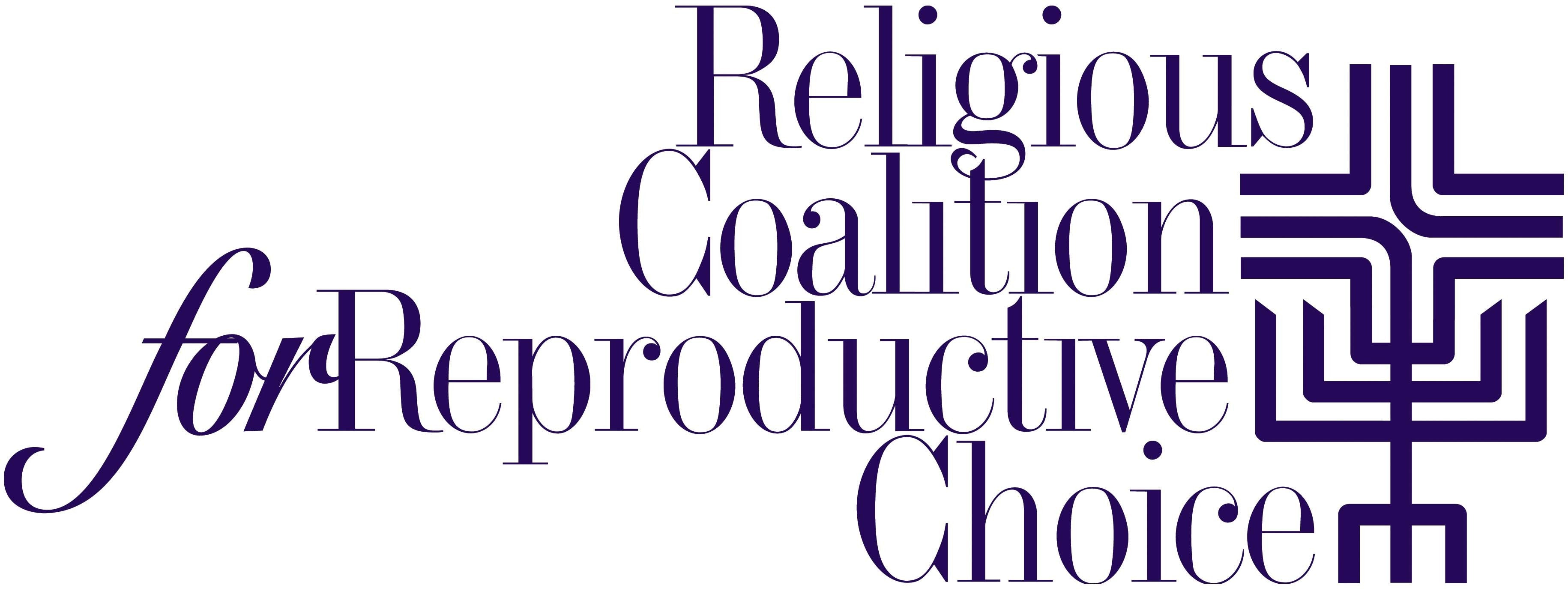 Religious Coalition for Reproductive Choice logo