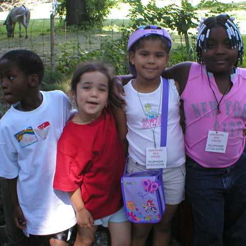Give a gift that matters: a donation in your friend's name. This gift will provide tuition for a child living in an NYC shelter to attend summer camp. Summer ca