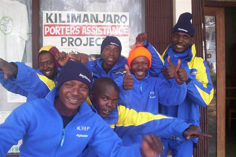 Give a gift that matters: a donation in your friend's name. This gift will provide for 1 month's rent for the Kilimanjaro Porters Assistance Project's (KPAP) of