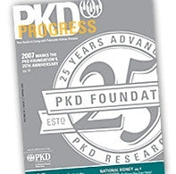 Give a gift that matters: a donation in your friend's name. Your gift will go towards the publication of PKD Progress that will help disseminate educational and